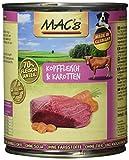 Mac 's de Carne & Zanahorias, 6Pack (6x 800g)
