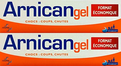 Arnican Gel Format Economique 100g Lot de 2