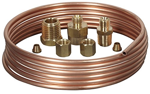Bosch SP0F000012 Copper Tubing Installation Kit Autometer Autogage Mechanical Oil