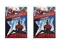 The Amazingスパイダーマン232バレンタインカード( 2パック)