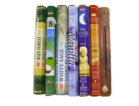 HEM好きに インド香&お香立て HEM社で人気のお香