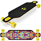 Street Surfing Freeride - Longboard (99'), 500253, Robot, 39 Inches