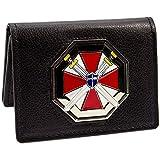 Resident Evil Umbrella Biohazard Schwarz Portemonnaie Geldbörse