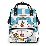 Doraemon con bolsa de pañales Dorayaki, bolsa de bebé, mul
