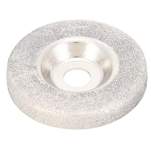 Muela abrasiva, diamantes multifunción, disco de muela, cortador de esmerilado, herramienta abrasiva, 52 mm de diámetro
