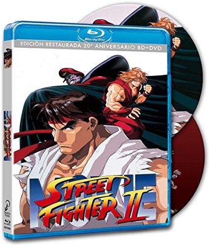 Street Fighter Ii - Cb [Blu-ray]