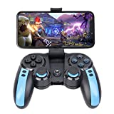 Best Bluetooth Controllers For IPhones - Joystick Gamepad with Bluetooth Wireless Controller Gamepad Compatible Review