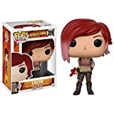 Funko Pop Games : Borderlands - Lilith 3.75inch Vinyl Gift for Game Fans SuperCollection