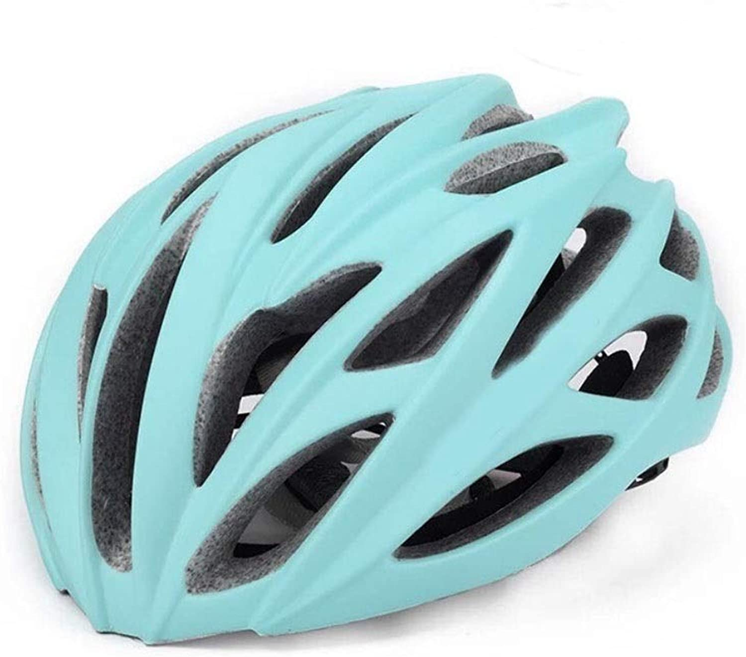 Songlin@yuan Road Mountain Bike Breathable Helmet Helmet Integrated with Keel Adult Riding Helmet Men and Women Predection