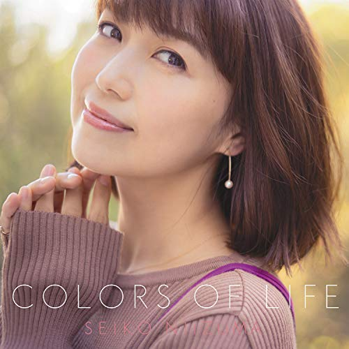 [Album]Colors of Life – 新妻聖子[FLAC + MP3]