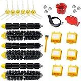 Supon Robot Repuestos Accesorios para Robot 700 790 782 780 776 774 772 770 760 Serie 700 Juego de Repuesto de Filtro de cepillos (7-315)