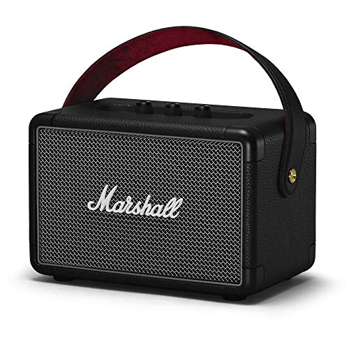Marshall Kilburn II Enceinte Portable Bluetooth Étanche IPX2 - Noir (UK)