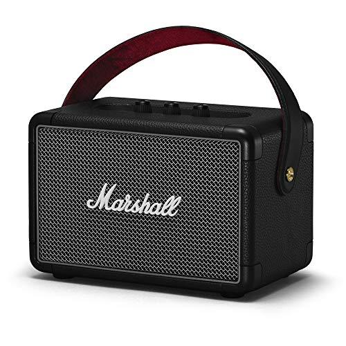Marshall Kilburn II Portable Speaker - Black (UK Plug)