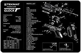 TekMat Gun Cleaning Mat for use with Glock