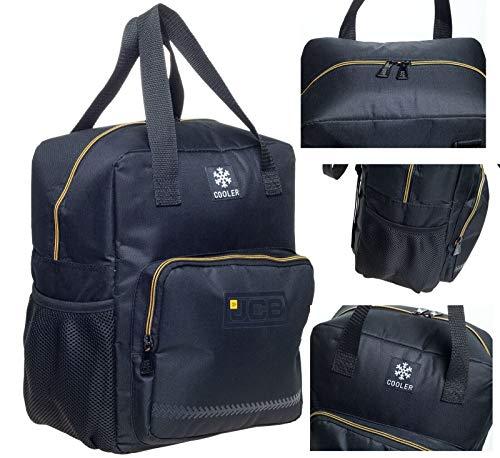 Insulated Lunch Bag Coolbag Work Picnic Adult Kids Food Storage Lunchbox UK JCB
