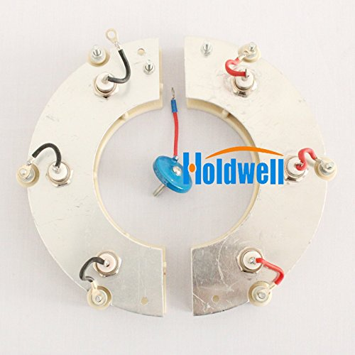 Holdwell Rectified Wheel Correct Wheel RSK5001 compatible with Generator