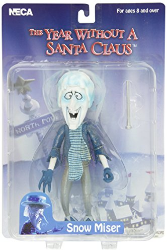 The Year without a Santa Claus Snow Miser Action Figure