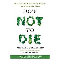 How Not to Die Kindle eBook