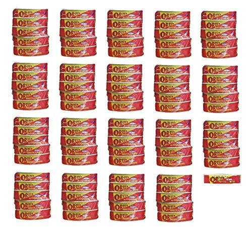 Bonito del Norte Escabeche Ortiz 96x112g (Caja 96 Latas)