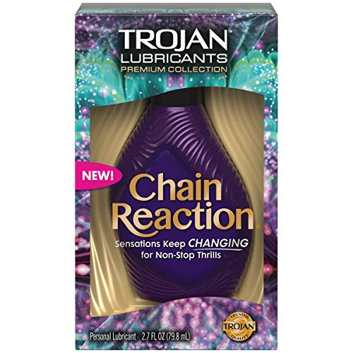 Trojan Chain Reaction Lube (Pack of 2)