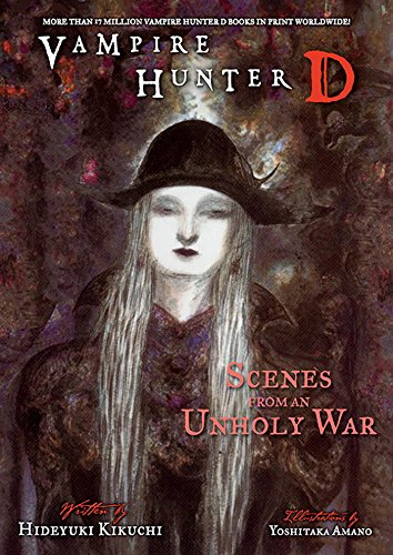 Vampire Hunter D Volume 20: Scenes from an Unholy War (English Edition)