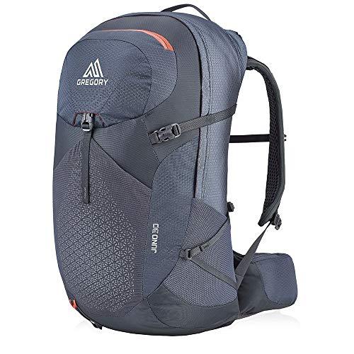 Gregory Women's Juno backpack, Grey (Lunar Grey), One Size