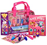Paw Patrol Coloring and Activity Book Set, Includes Stickers, Gift Boutique Bookmark, Mess Free Crafts Color Kit, for Toddlers, Boys and Kids