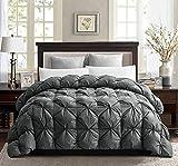 ZHONGHONG Duvet Cover Comforter, Duck Down Comforter Quilt, Palatial...