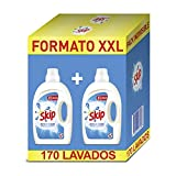 Skip Detergente Líquido Pack Ahorro Active Clean 170 lavados 85x2