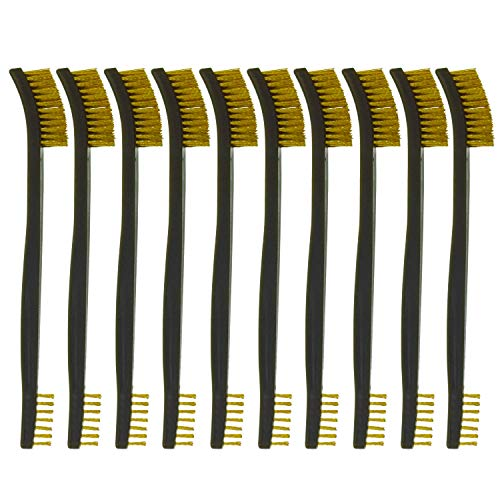 Motanar 10-Pack Double-Ended All Purpose Gun Cleaning Brushes 7