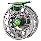 Piscifun Sword Fly Fishing Reel with CNC-machined Aluminum Alloy Body 9/10 Gunmetal