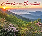 America the Beautiful 2021 Box Calendar