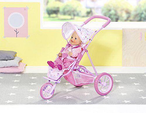 Zapf Creation 826492 Baby Born Tri Pushchair