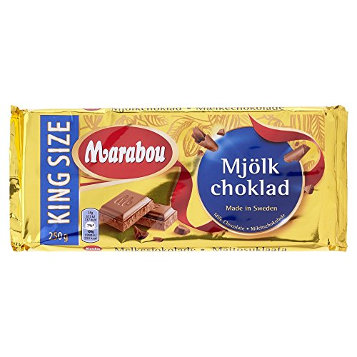 Marabou Vollmilch Schokolade 250g
