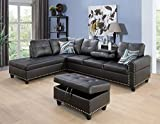 10 Best Faux Leather Sectionals
