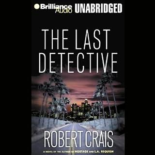 The Last Detective cover art