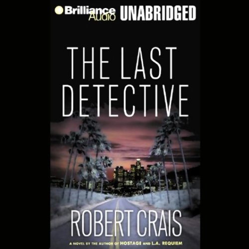 The Last Detective cover art