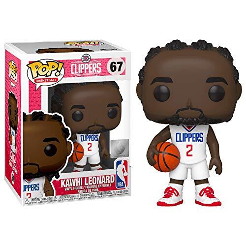 LiQi Pop NBA Clippers - Kawhi Leonard/Paul George Bambole Figura,Kawhi Leonard 67#