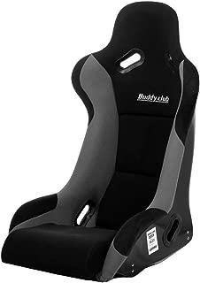 Buddy Club BC08-RSBKSR-B Racing Spec Black Regular Bucket Seat
