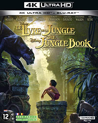 Le Livre de la Jungle [4K Ultra HD + Blu-Ray]