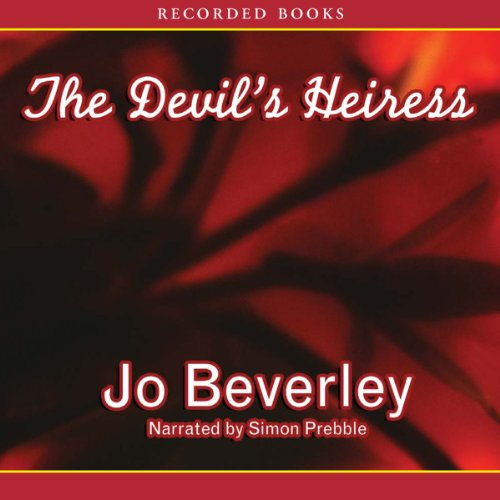 The Devil's Heiress audiobook cover art