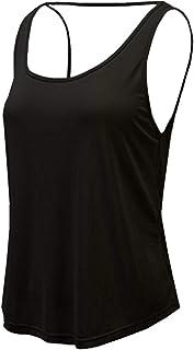 カジュアル レディース タンクトップ 吸汗速乾 ヨガウェア フィットネス ダンス 快適設計 シャツ おしゃれ シンプル ランニング ジム 通気性