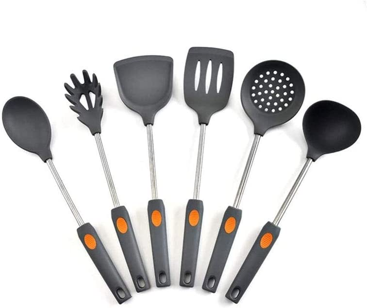WSSBK Handle Stainless Popular products Bargain sale Steel Spatula Thickened Spoon Shovel Soup