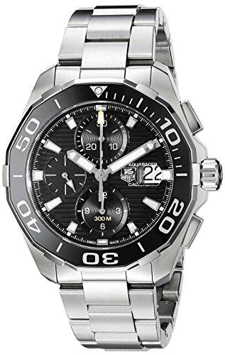 TAG Heuer Aquaracer Herren-Armbanduhr 43mm Automatik CAY211A.BA0927