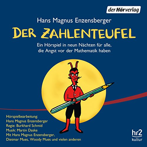 Der Zahlenteufel audiobook cover art