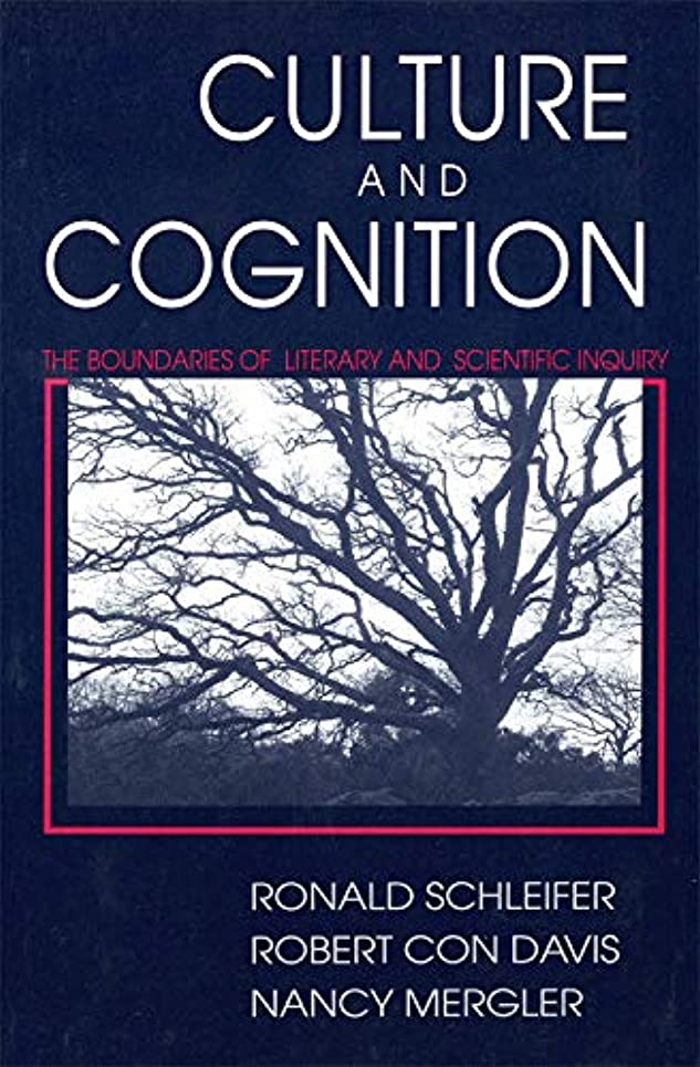 変数宿磨かれたCulture and Cognition: The Boundaries of Literary and Scientific Inquiry (English Edition)