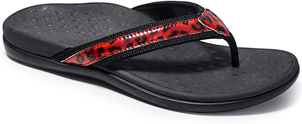 Womans Sandals Sales of SALE items from new works Flip Flop with Orthotic Fas Plantar Flat Soldering Feet For