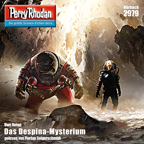 Das Despina-Mysterium cover art
