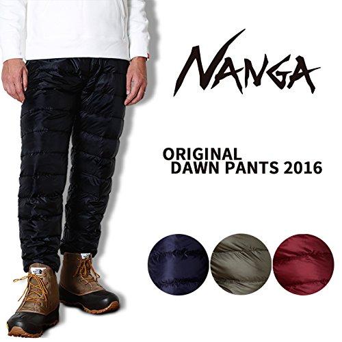 (ナンガ)NANGA オリジナルダウンパンツ アウトドア メンズ M PLM nanga-006-PLM-M