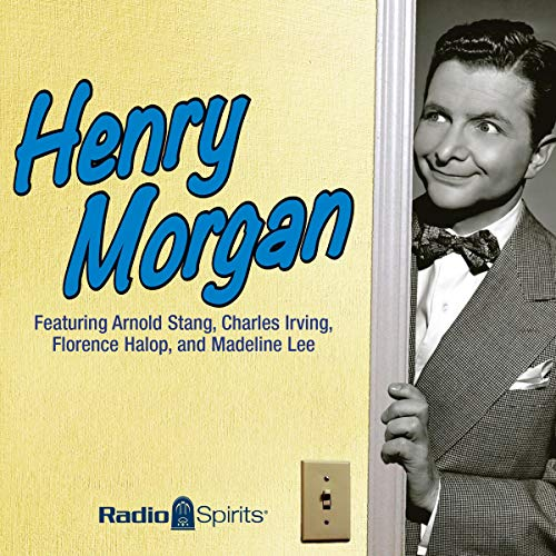 Henry Morgan  By  cover art